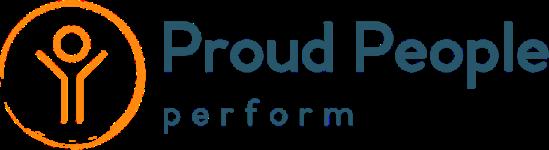 Proud People Perform Logotyp